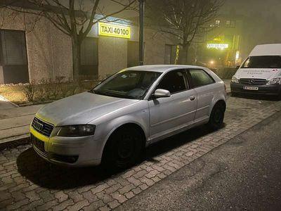 gebraucht Audi A3 2.0 TDI Sportwagen / Coupé