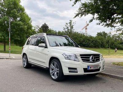 gebraucht Mercedes GLK220 CDI 4MATIC BlueEfficiency Aut.