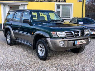 gebraucht Nissan Patrol GR Wagon 3,0 16V Luxury TD*SOFORT-KREDIT*TAUSCH* SUV / Geländewagen