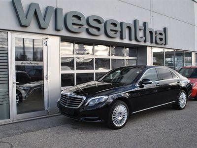 used Mercedes S350 S-Klassed 4Matic lang Aut. Limousine,