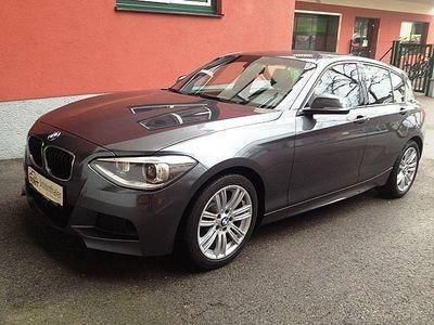 used BMW 120 d Österreich-Paket M-Sportpaket