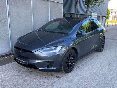 gebraucht Tesla Model X 90D Vollausstattung Leasingfähig