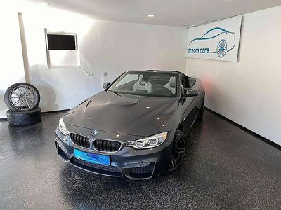 gebraucht BMW M4 Cabriolet M-DKG Aut. (F83)*KLAPPENAUSPUFF ANLAGE*
