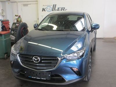 gebraucht Mazda CX-3 G121 Takumi YOUNGSTAR