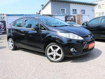 gebraucht Ford Fiesta Titanium (CB1)