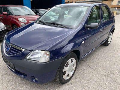gebraucht Dacia Logan Ambiance 1,5 dCi - KLIMA - PICKERL BIS 11.2019* - 1. BESITZ Limousine,