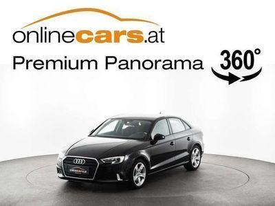 used Audi A3 2,0 TDI SPORT Autom. XENON NAVI MASSAGE Limousine,