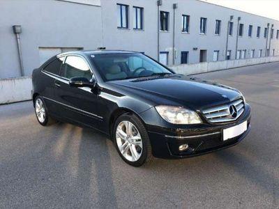 gebraucht Mercedes CLC220 CLC-KlasseCDI Sportwagen / Coupé,