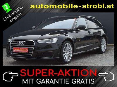 gebraucht Audi A6 Avant 2,0 TDI S-tr. *Head-Up*Xenon*Navi*Garantie*