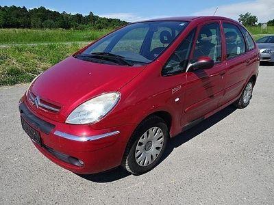 brugt Citroën Xsara Picasso 2,0 HDi Exclusive Kombi / Family Van,