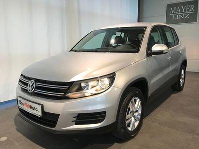 gebraucht VW Tiguan Trend & Fun TDI BMT 4MOTION