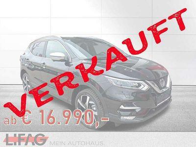 gebraucht Nissan Qashqai 1,6 DIG-T Tekna Plus *ab € 16.990,-*