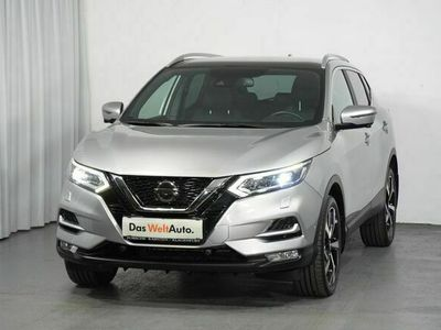 gebraucht Nissan Qashqai 1,3 DIG-T Tekna+