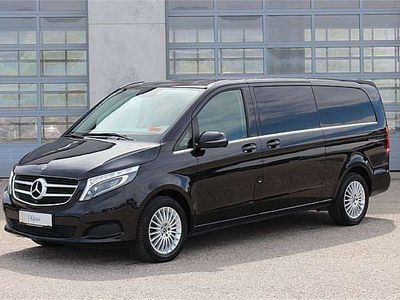 gebraucht Mercedes V220 d 4MATIC AVG Extralang 591003