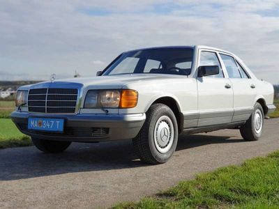 gebraucht Mercedes 380 S-KlasseSE W 126 Limousine