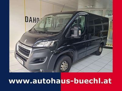 gebraucht Peugeot Boxer 3300 L1H1 2,0 HDi 163 S&S Euro6