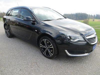 gebraucht Opel Insignia ST 2,0 CDTI Ecotec Edition Aut., Alu 18'', 8-fach