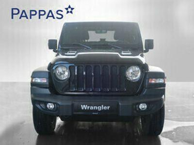 gebraucht Jeep Wrangler Sport 2,2 CRDi Aut.