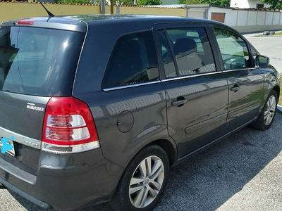 gebraucht Opel Zafira 1.7 Kombi / Family Van,