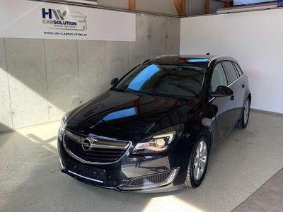 brugt Opel Insignia ST 1,6 CDTI ecoflex Edition Start/Stop System Kombi / Family Van,