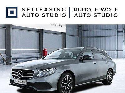 gebraucht Mercedes E200 4M Avantgarde+Night+LEDHi+Kam+Totw+6dtem SHD