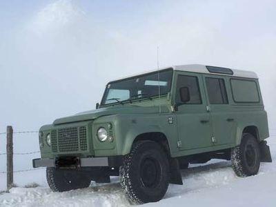 gebraucht Land Rover Defender Heritage