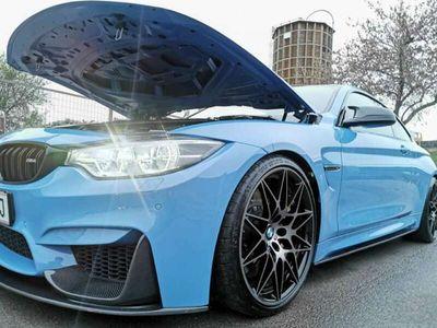 gebraucht BMW M4 Competition M-DKG Coupe Aut. | kw Gewindefedern