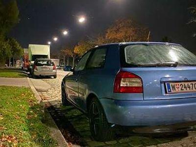 gebraucht Audi A3 1.9 tdi Klein-/ Kompaktwagen