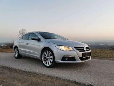gebraucht VW CC 2.0 TDI DSG, Pickerl Frisch! Wenig KM! Limousine