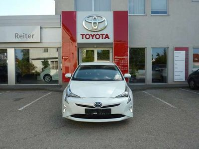 gebraucht Toyota Prius 1,8 VVT-i Hybrid Lounge Limousine