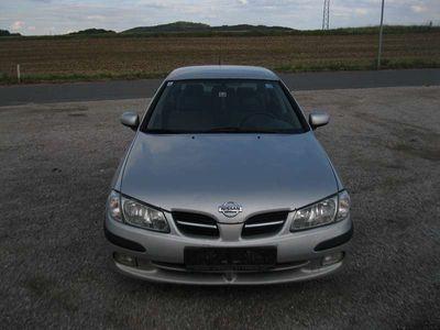 """gebraucht Nissan Almera 2,2 16V """" Di"""" Luxury TD Klein-/ Kompaktwagen"""