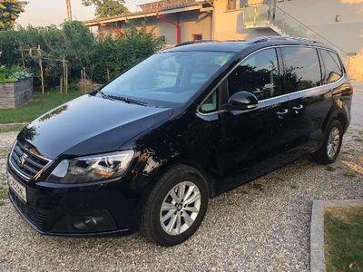 gebraucht Seat Alhambra Executive TDI DSG Kombi / Family Van,