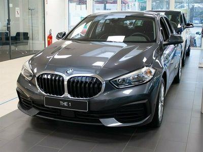 gebraucht BMW 118 i Advantage NEUWAGEN Fließheck
