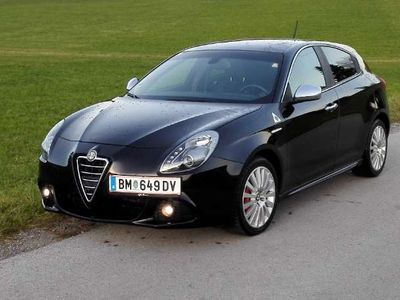 brugt Alfa Romeo Giulietta 1750 TBi Quadrifoglio Verde
