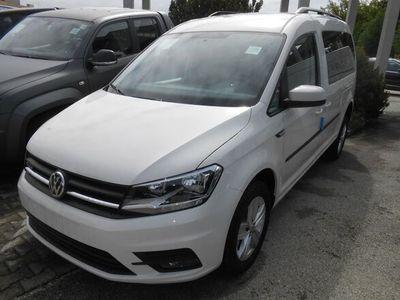 gebraucht VW Caddy Maxi Trendline TDI 4MOTION