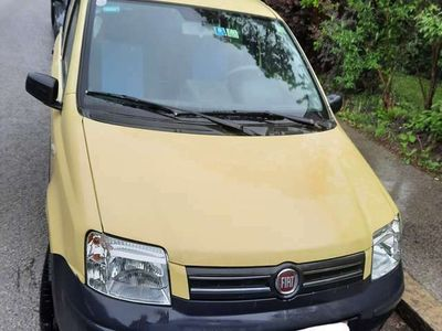 gebraucht Fiat Panda 4x4 1.3 Multijet Diesel