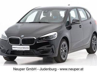 gebraucht BMW 218 Active Tourer i