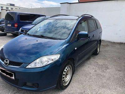 gebraucht Mazda 5 CD110/TX 2,0 Diesel 7 Sitze, wenige KM!!, Kombi / Family Van