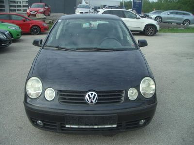 used VW Polo Cool Family 1,2
