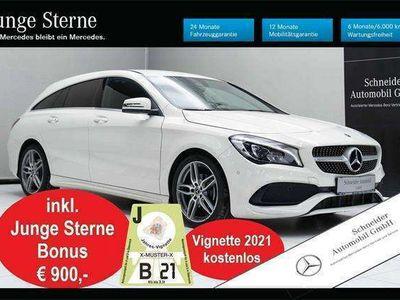 gebraucht Mercedes CLA200 Shooting Brake d *JUNGE STERNE AKTION*