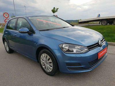 gebraucht VW Golf Comfortline 1,6 BMT TDI DPF*** Finanzierung Möglich* Klein-/ Kompaktwagen