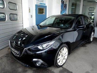 gebraucht Mazda 3 Sport G120 Revolution mit Navigation