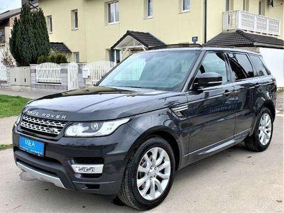 gebraucht Land Rover Range Rover Sport 3.0 TD V6 HSE Automatik 1.Besitz Panorama * Garant