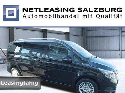 brugt Mercedes V220 BT 4M Kompakt+Navi+AHK+el.Türen+Fahrassist