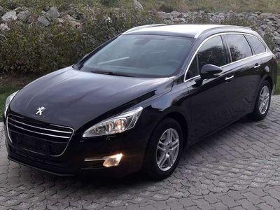 gebraucht Peugeot 508 508Kombi 1,6l 115KW AUTOMATIC Kombi / Family Van