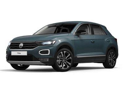 gebraucht VW T-Roc 1,5 iQ Drive TSI ACT OPF / 296 / LED / NAVI / ACC SUV / Geländewagen