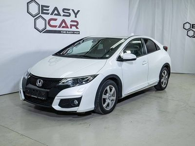 gebraucht Honda Civic 1,6i-DTEC Sport Edition *NAVI*XENON*TEMPOMAT*RÜCKFAHRK