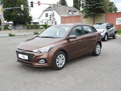 gebraucht Hyundai i20 T-GDI Level 3 DCT*Automatik*Lenkradhzg*Spur... Limousine,