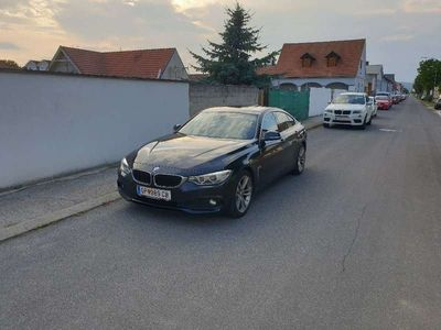 gebraucht BMW 420 Gran Coupé 4er-Reihe Gran Coupe Diesel (F36) Aut.