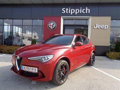 gebraucht Alfa Romeo Stelvio Quadrifoglio 2,9 V6 ATX AWD